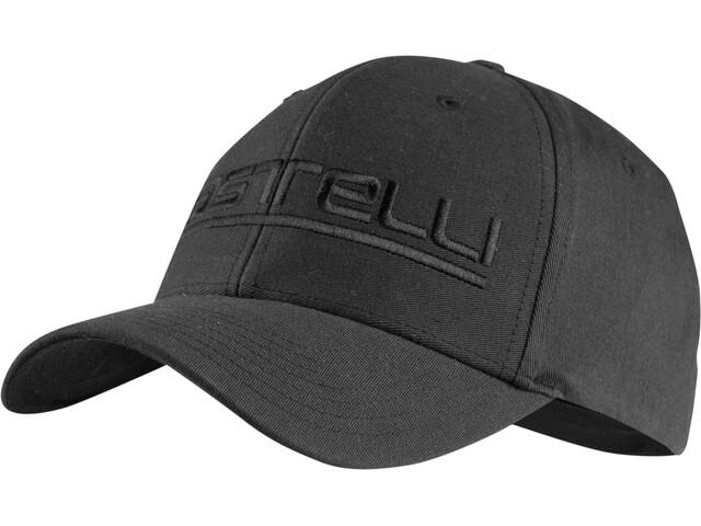 Castelli Classic Cap, black